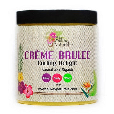 Alikay Naturals Creme Brulee Curling Delight - 8.0 oz