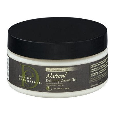 Design Essentials Defining Creme Gel 75 Oz Tressed Studio