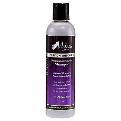 The Mane Choice Easy On The Curls Detangling Hydration Shampoo - 8.0 oz