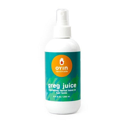 Oyin Greg Juice - 8.4 oz