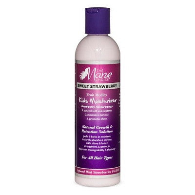 The Mane Choice Sweet Strawberry Fruit Medley Kids Moisturizer - 8.0 oz