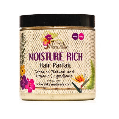 Alikay Naturals Moisture Rich Hair Parfait - 8.0 oz