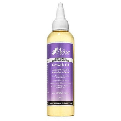 The Mane Choice Multi-Vitamin Growth Oil - 4.0 oz