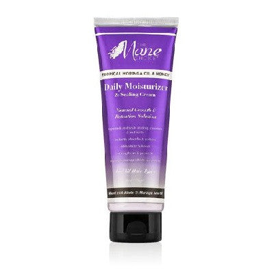 The Mane Choice Tropical Moringa Oil & Honey Daily Moisturizer & Sealing Cream - 8.0 oz
