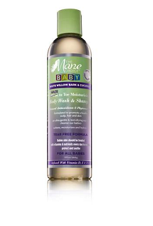The Mane Choice White Willow Bark & Cucumber Baby Hair to Toe Wash & Shampoo - 8.0 oz
