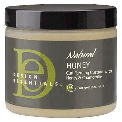 Design Essentials Honey Curl Forming Custard - 8.0 oz