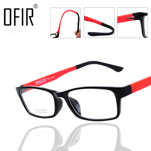 Optical Spectacle Frame Ultra Light Myopia Eyewear Glasses Frames Unisex Computer - Necklace for Her