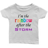 Rainbow T-Shirt - Necklace for Her