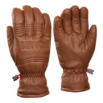 Groomer Leather Gloves - Men