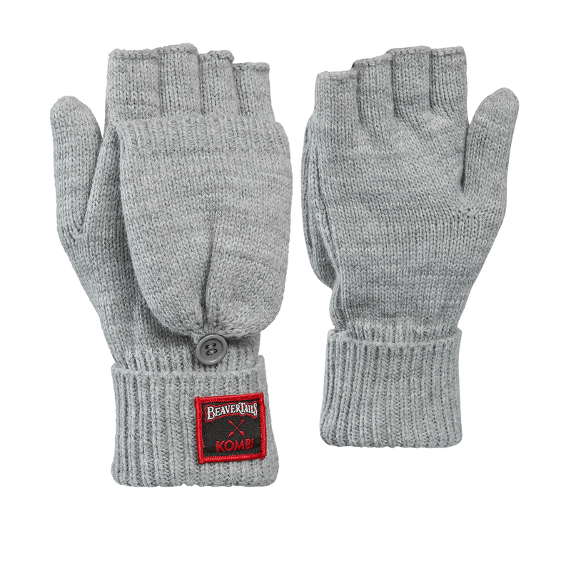 Snack-And-Go Flip Mittens - Adults
