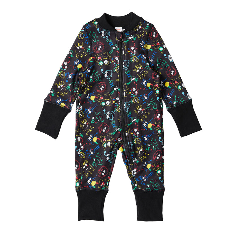 Velvet Fleece One Piece - Infants