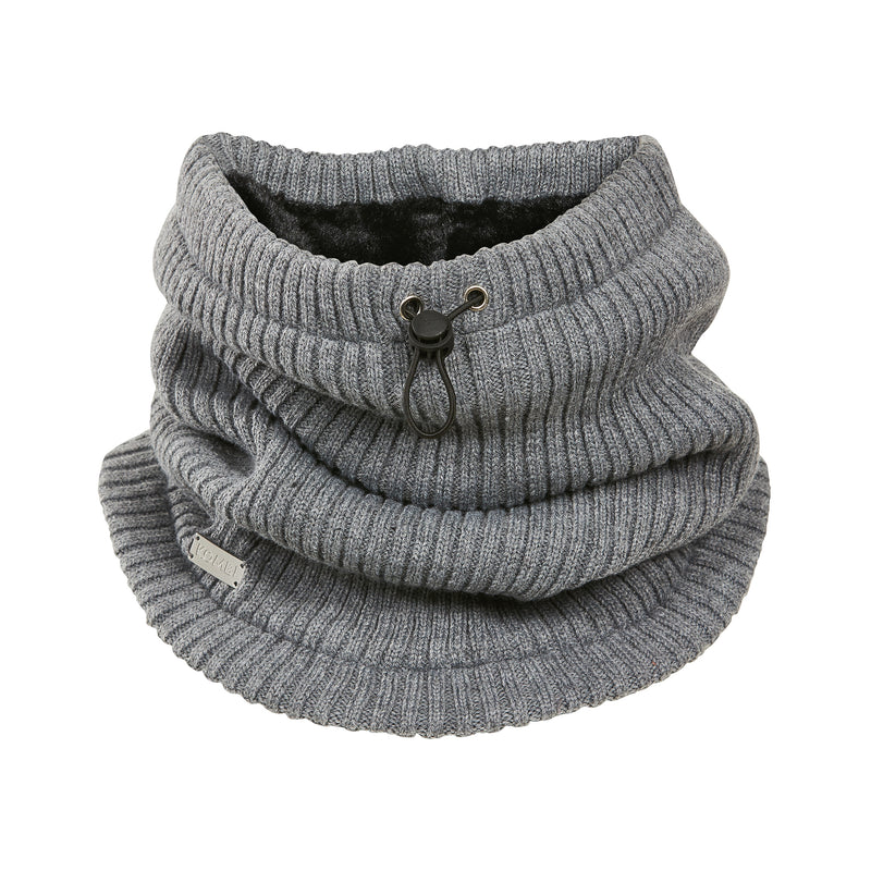 Graceful Faux-Fur Neck Warmer - Women