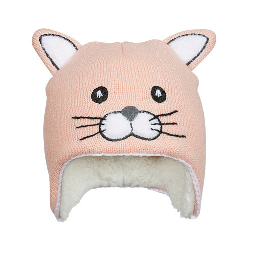 Sherpa Animal Peruvian Toque - Infants