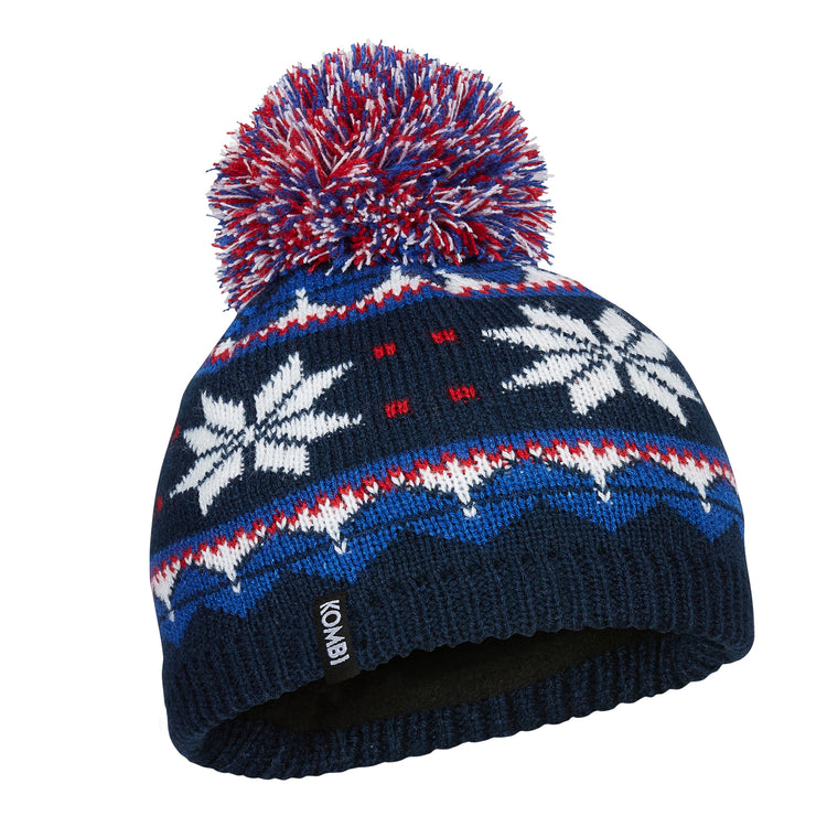 Scandinave Jacquard Toque - Adults