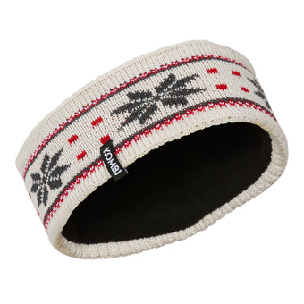 Scandinave Jacquard Headband - Adults