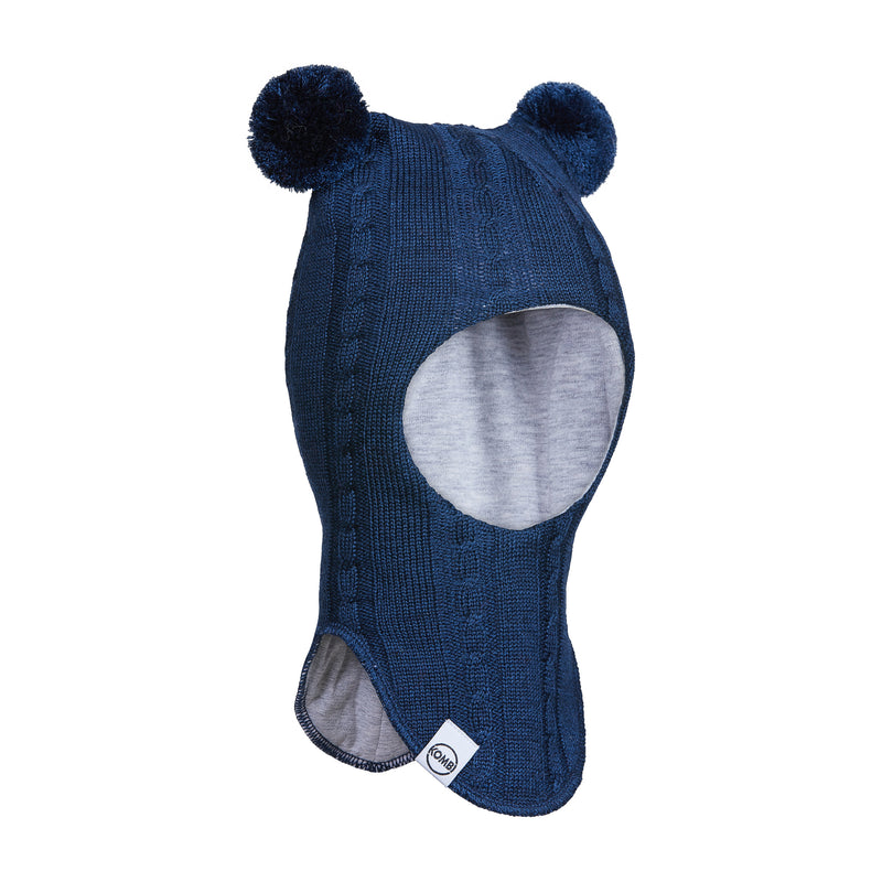 Full Moon Knit Balaclava - Infants