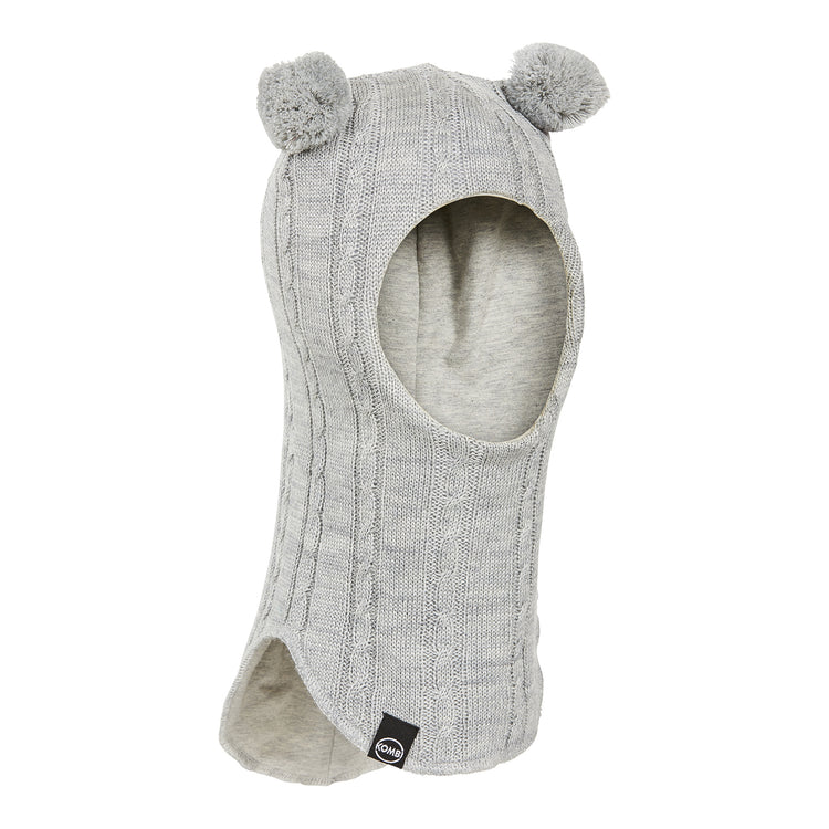Full Moon Knit Balaclava - Children