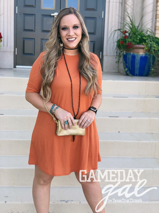 Traci Dress by GameDay Gal Dresses  Texas True Threads - Horse Creek Boutique