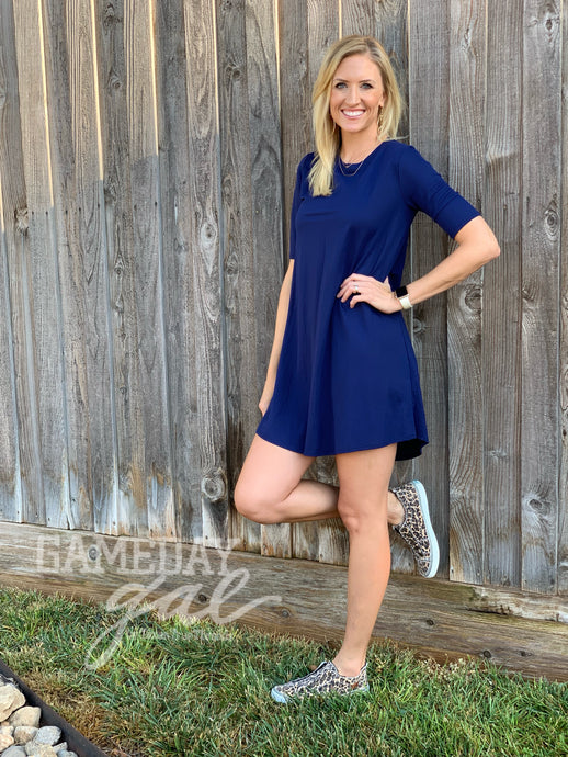 Traci Dress by GameDay Gal