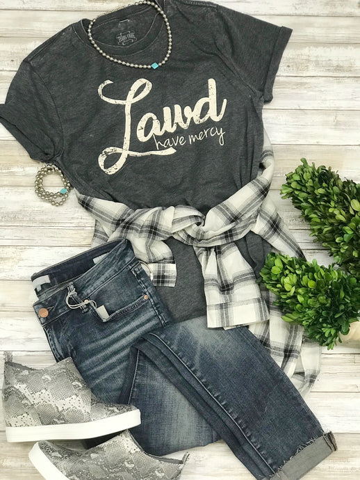Lawd Have Mercy by Texas True Threads Graphic Tees  Texas True Threads - Horse Creek Boutique