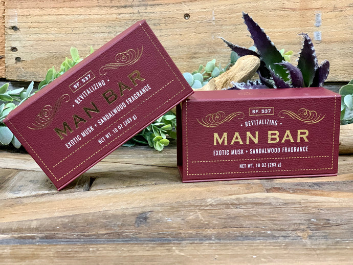 Man Bar Exotic Musk Men's Bar