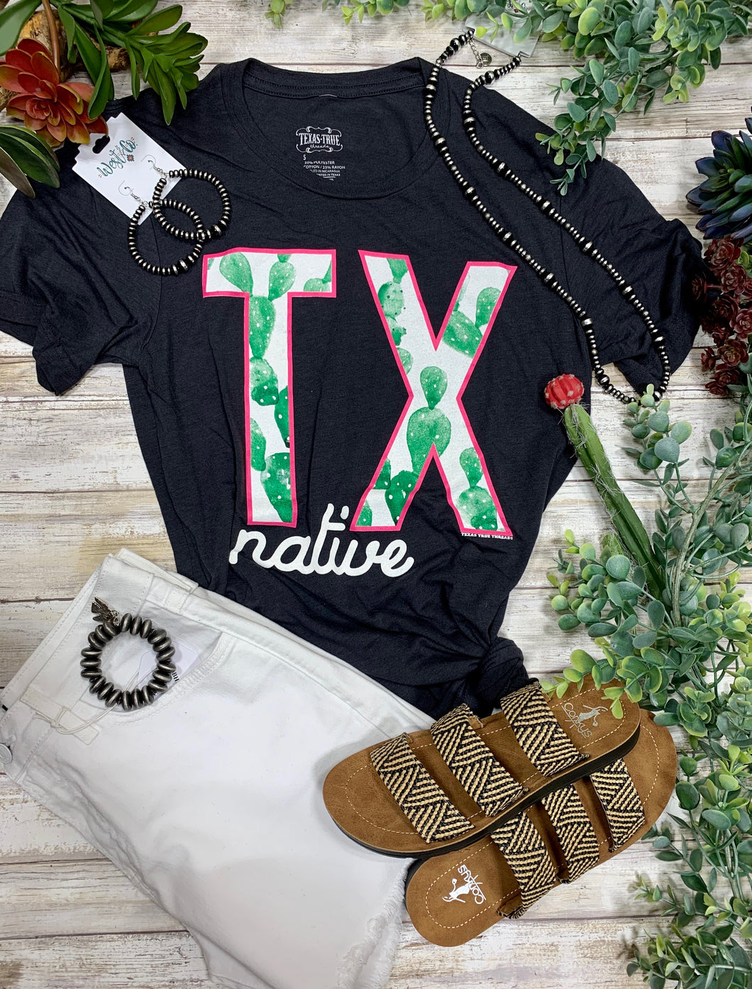 TX Native by Texas True Threads Graphic Tees  Texas True Threads - Horse Creek Boutique