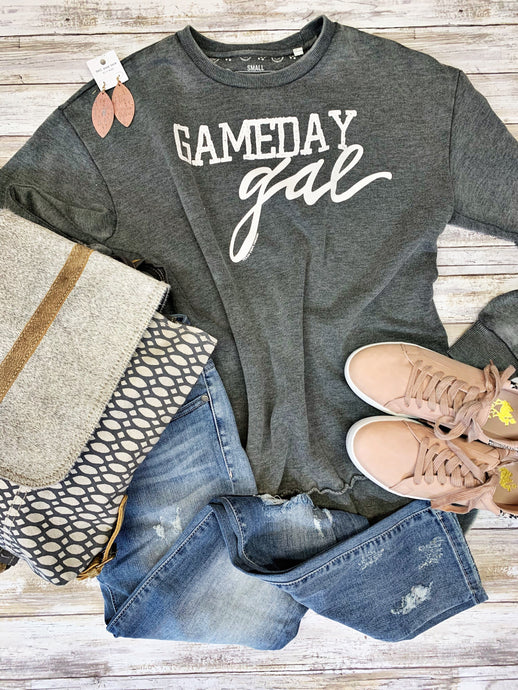 The Varsity Sweatshirt by GameDay Gal