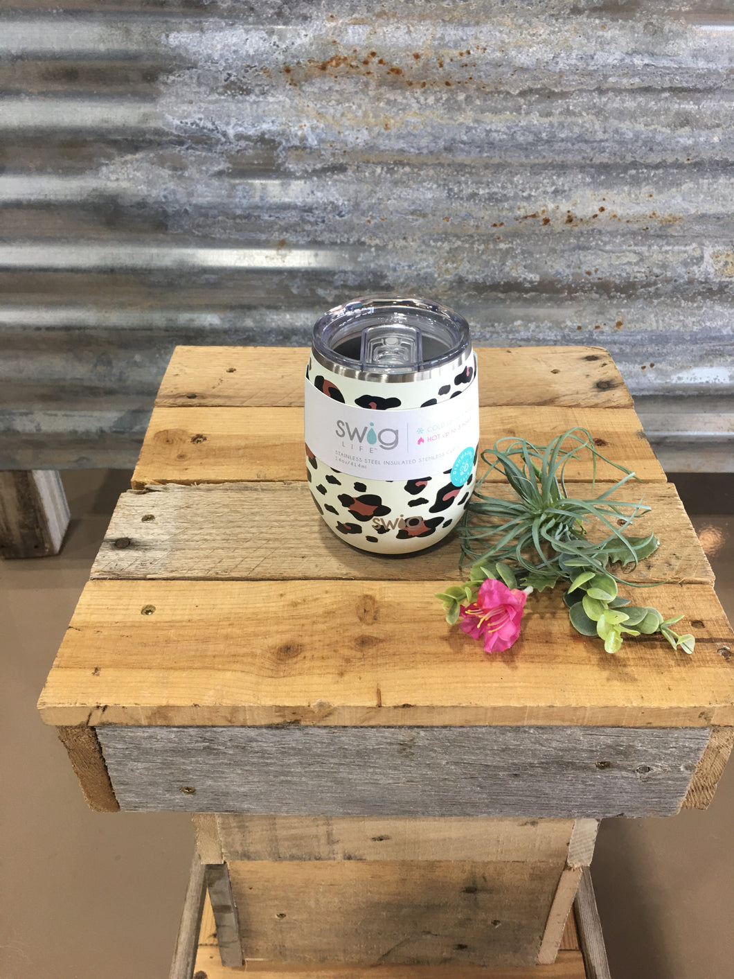 Swig 14 oz Stemless Wine Cup Home  Swig - Horse Creek Boutique
