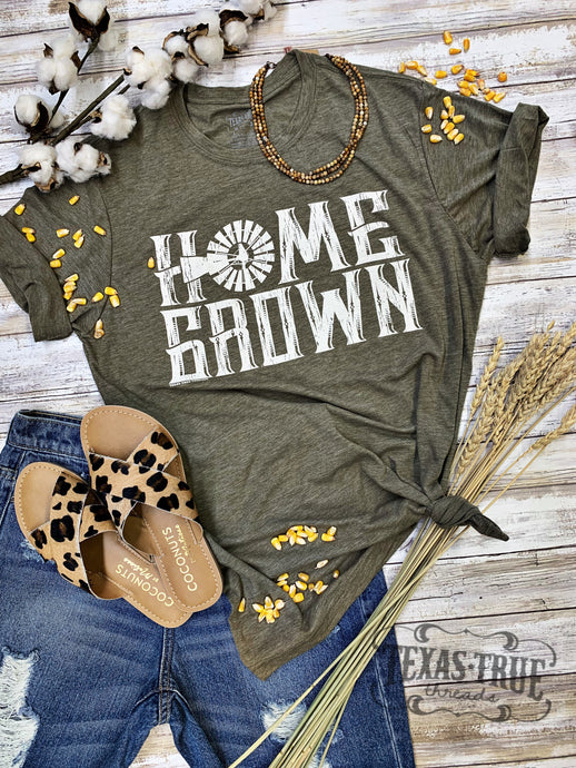 Home Grown tee by Texas True Threads Graphic Tees  Texas True Threads - Horse Creek Boutique