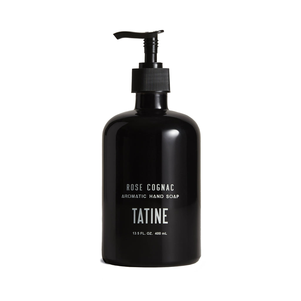 Rose Cognac Aromatic Hand Soap