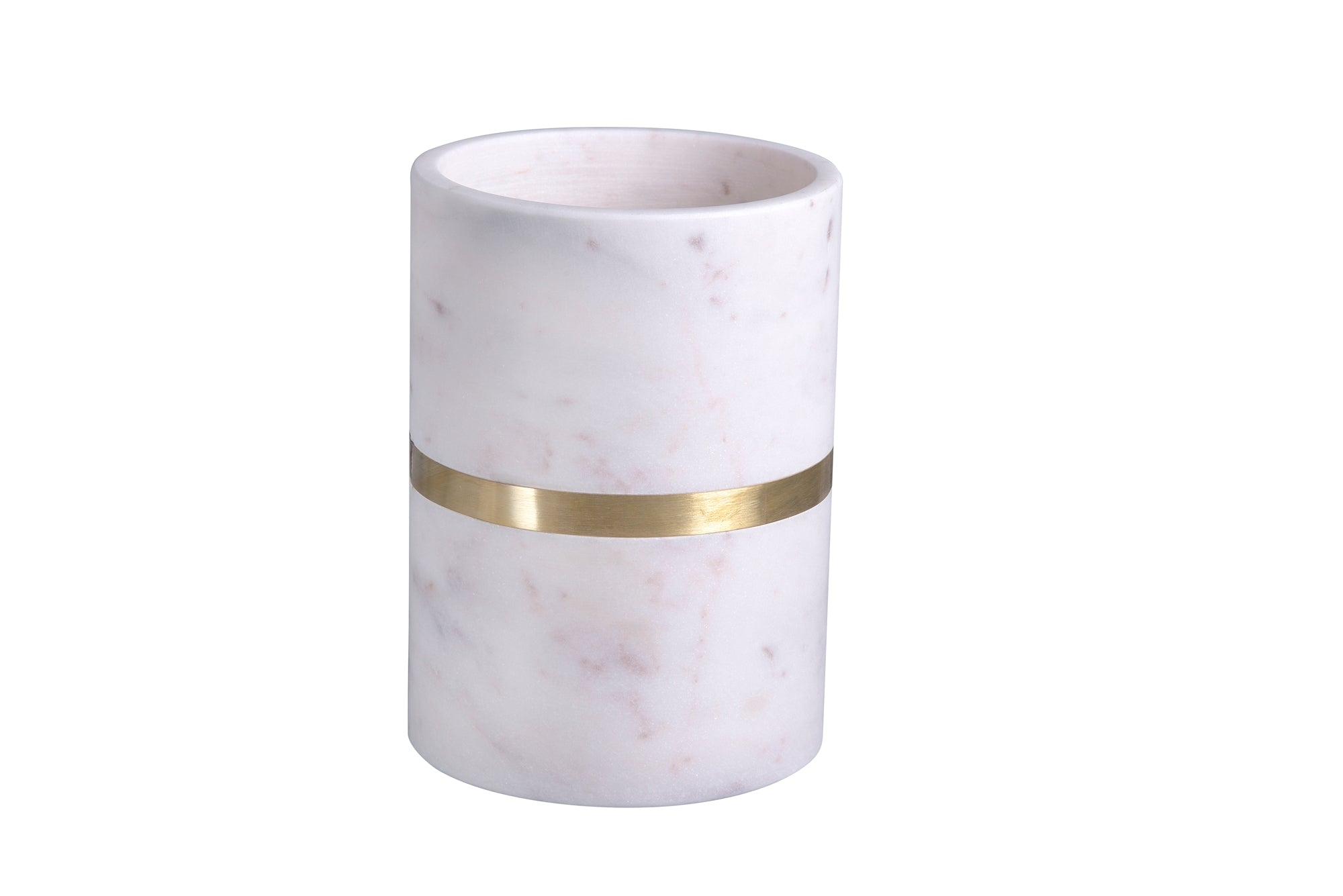 Marble Wine Chiller, White