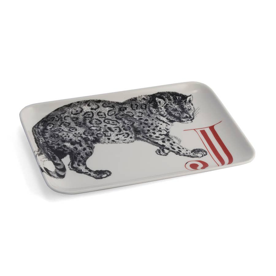 Alphabet Tray, J Jaguar