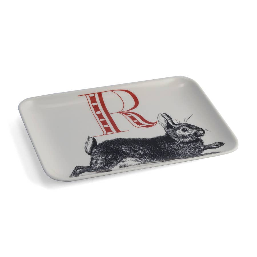Alphabet Tray, R Rabbit