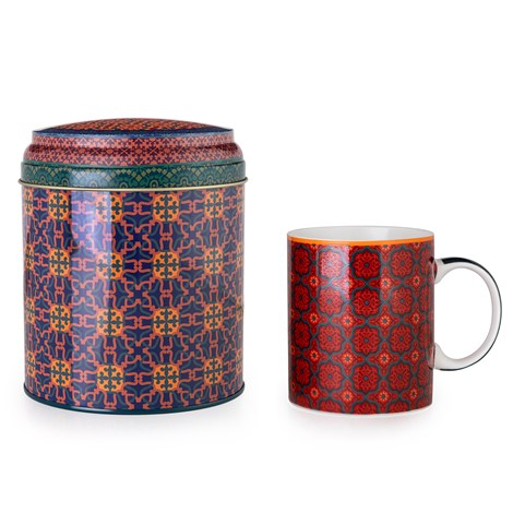 Vagabond Tin Box, Coffee Mug