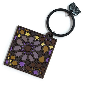 Moucharabieh Keyring