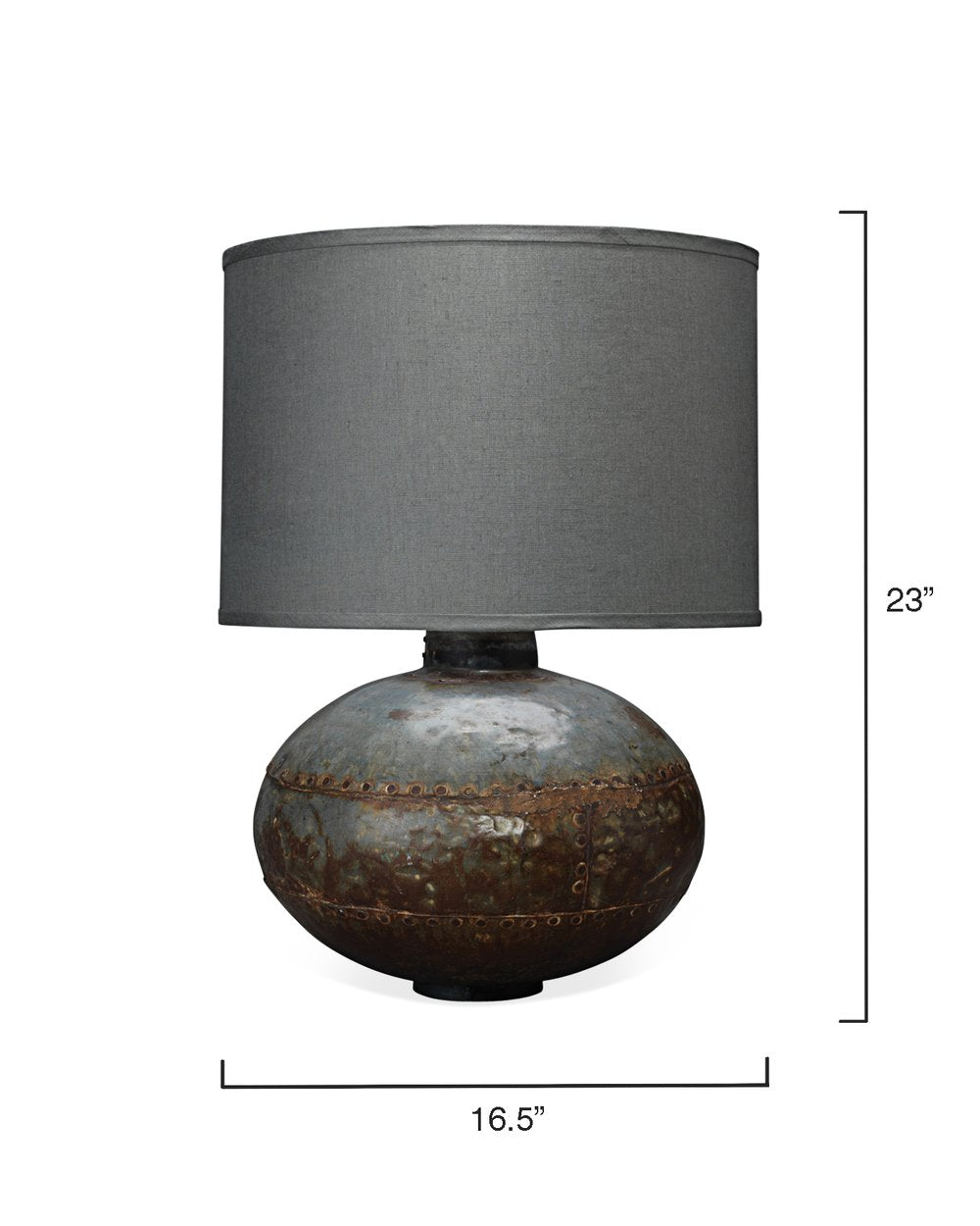 Caisson Table Lamp