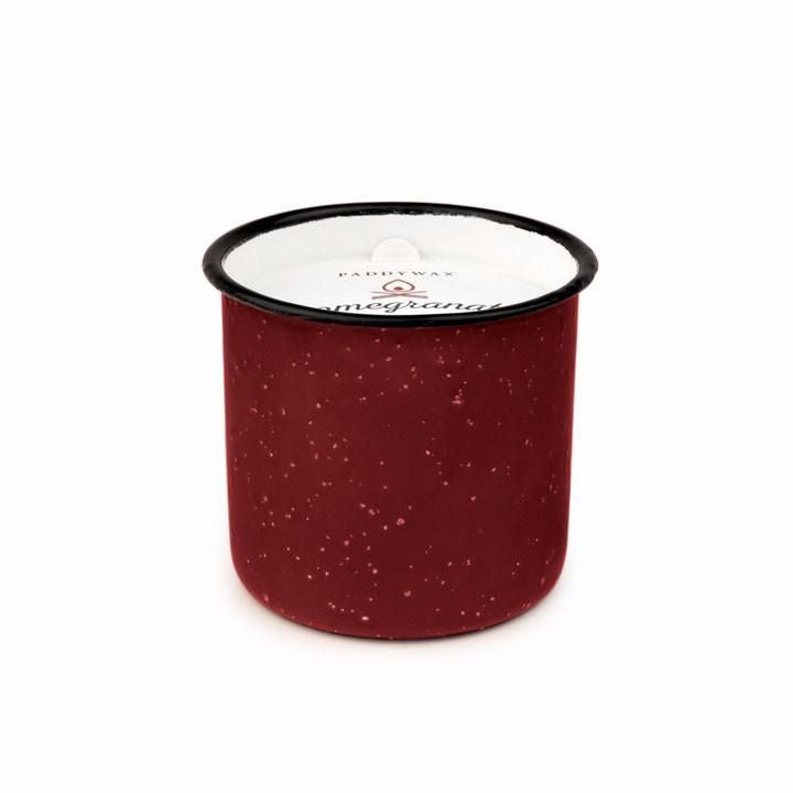 Pomegranate & Spruce Alpine Candle