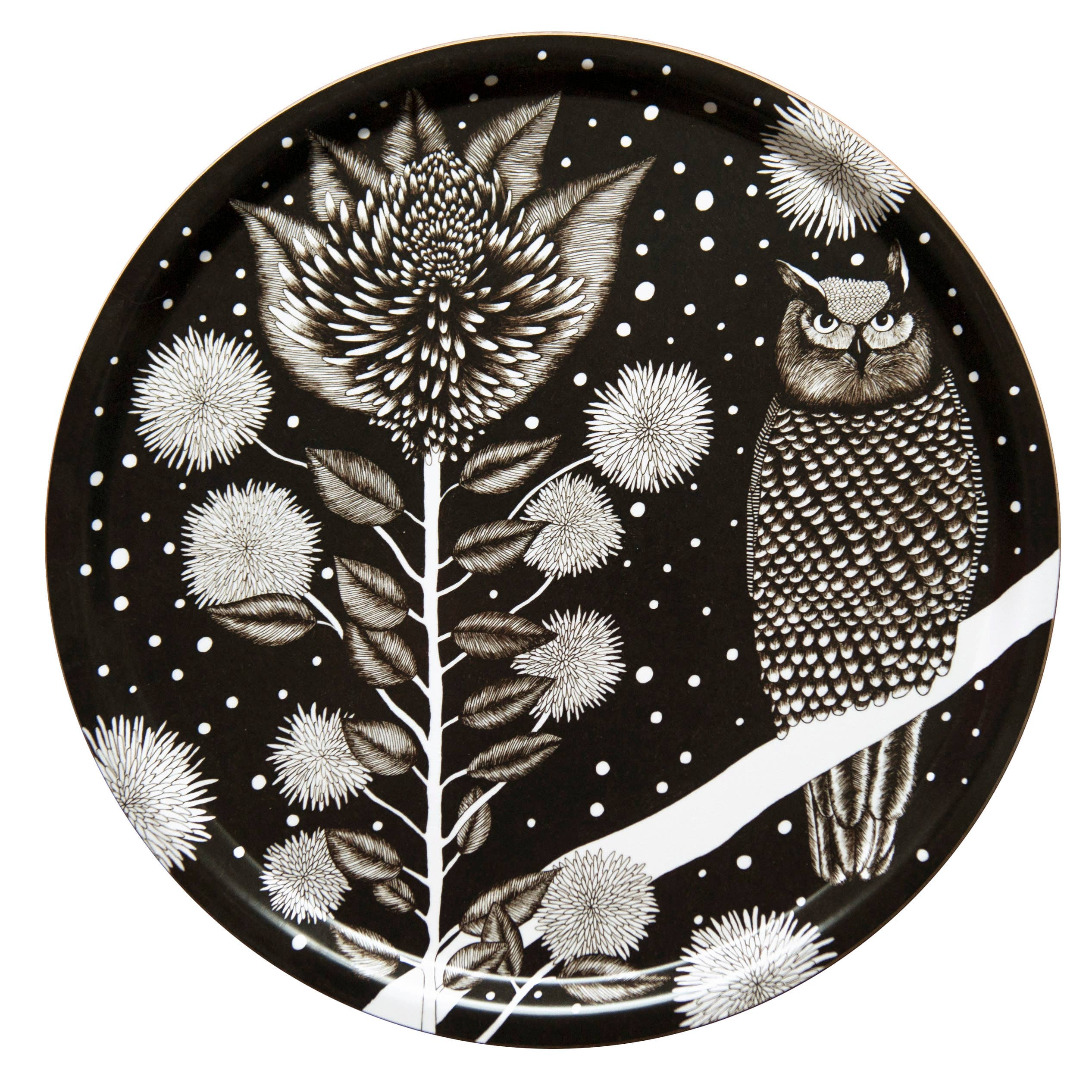 The Owl Tray