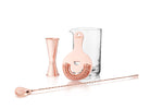 Mixologist Barware Gift Set, Copper
