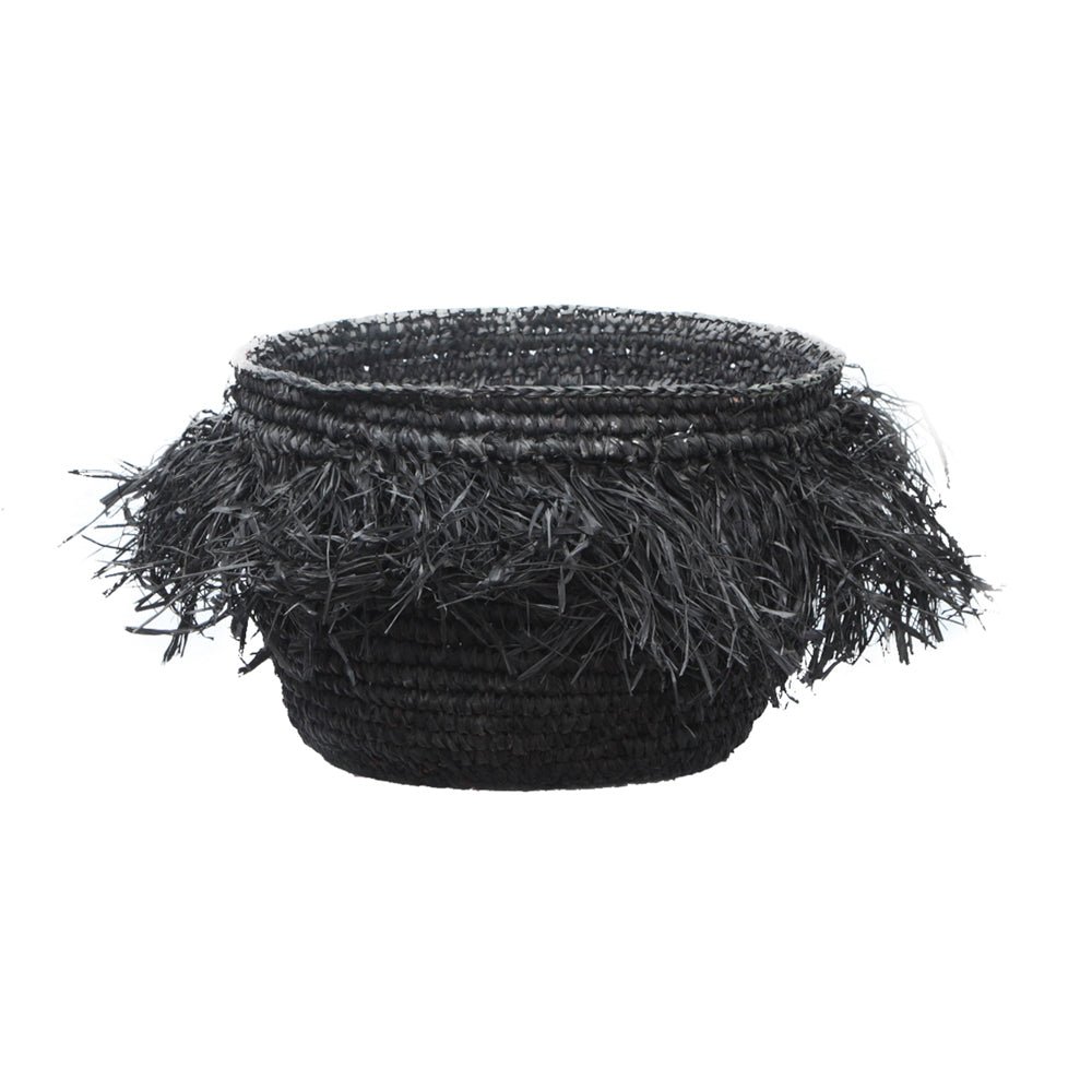 Raffia Bowl, Medium