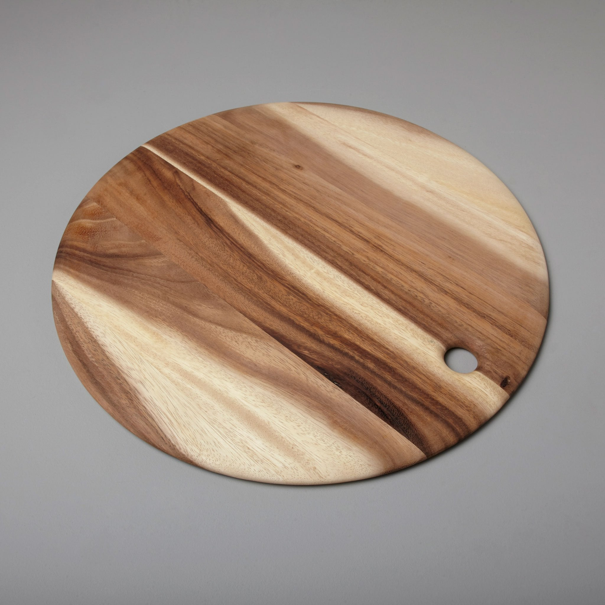 Acacia Round Serving Board, X-Large