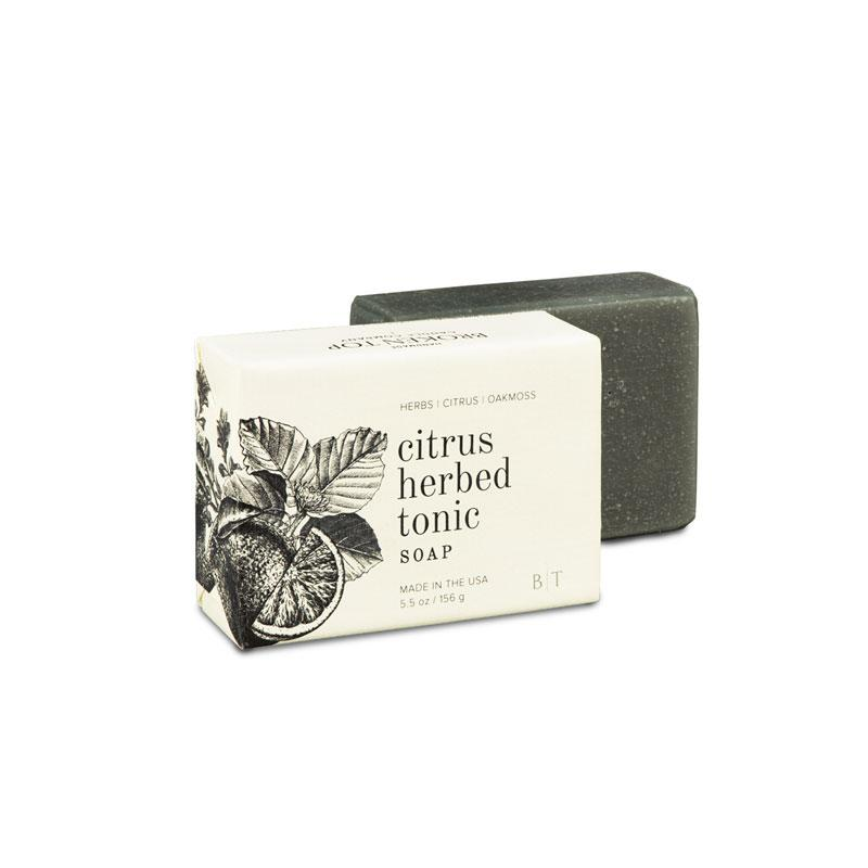 Citrus Herbed Tonic Bar Soap