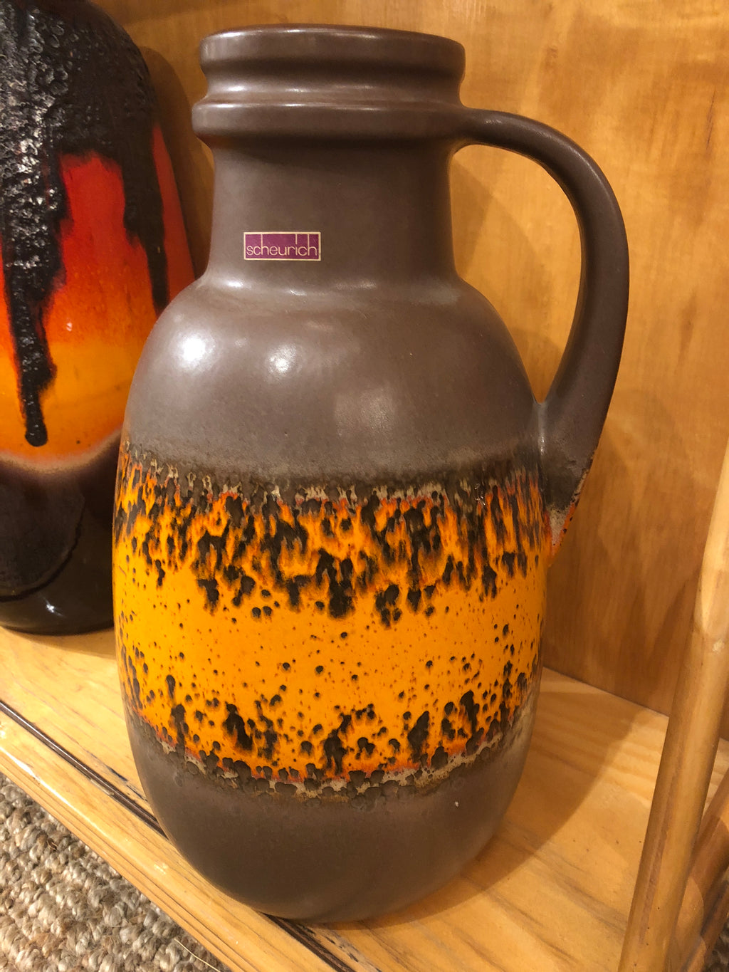 West German, Jug Vase