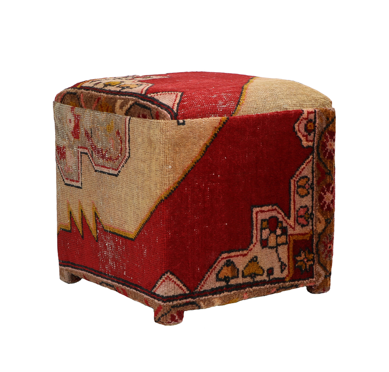 Turkish Rug Stool