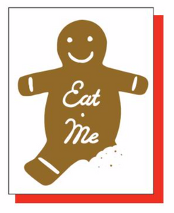 Eat Me, Gingerbread