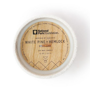 White Pine & Hemlock Parks Candle