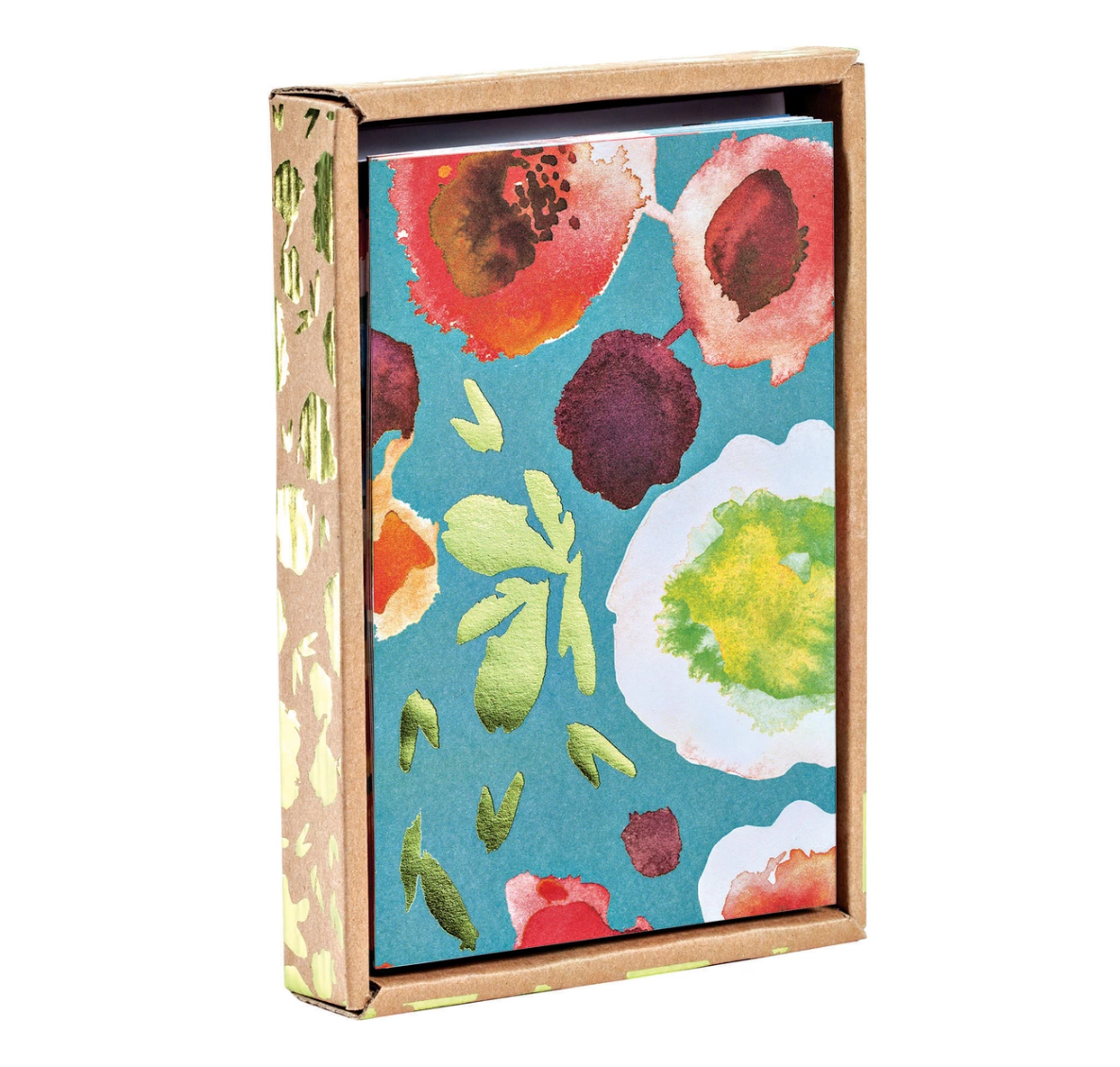 Blooms Luxe Notecard Box