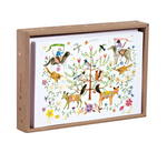 Let's Go Wonderland Luxe Notecard Box