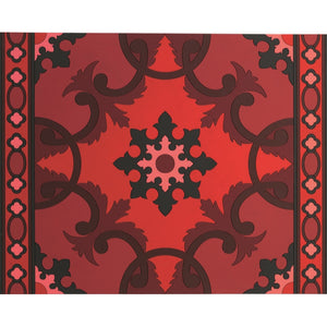 Sejjadeh Red Placemat