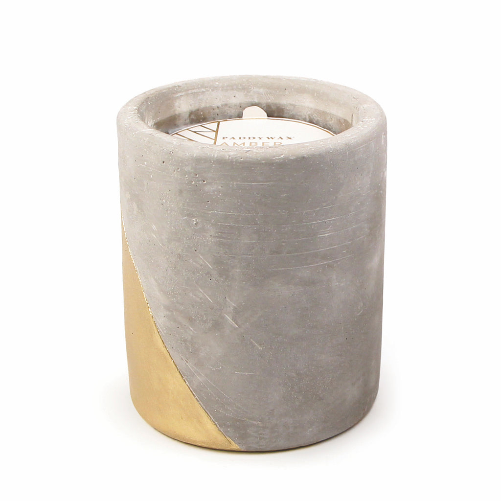 Amber & Smoke Urban Candle